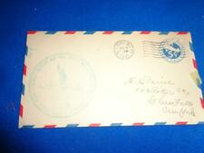US FIRST FLIGHT COVER: 1931 NEW YORK, AM 20