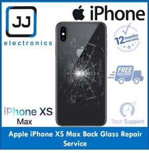 Apple iPhone XS Max Original Back Glass Repair Service