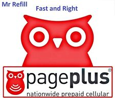 PagePlus $50 Refill: 1000 minutes / 120 Days 3G Plan, fast & right