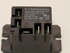A-1 Components 42-23114-05 JQX-105F-4024AK-1ZF 24AC Coil NO 20amp 277VAC NC 10A