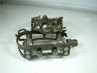 Vintage - Olympic Sprint Quill Pedals 9/16 thread - From  an Early Eddie Mercx