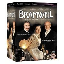 Bramwell ITV Series - Complete Seasons 1, 2, 3 , 4 Exclusive Special DVD Feature