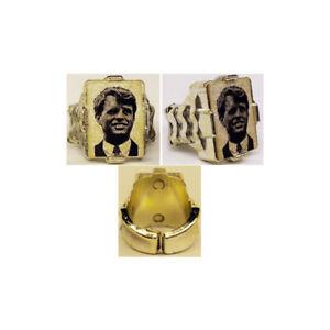 1960's Robert F. Kennedy Gumball Machine Memorial Ring