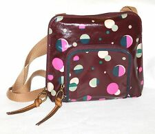 "Fossil  Cross Body Bag   (11""x 9.5"" x 2"")  - Reduced"