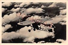Heinkel-avion de reconnaissance He 46 photo carte