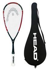 Head Nano Ti.110 Titanium Squash Racket RRP £200