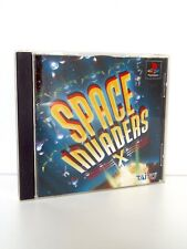 Sony Playstation PS1 Space Invaders X Japan
