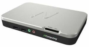 NComputing N500, HDX Thin Client, ARM Cortex A9, Dual-Link DVI