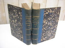 Lord MACAULAY / ESSAIS HISTORIQUES et BIOGRAPHIQUES Burleigh Hampden 1866