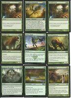 Custom Magic MTG Casual Deck Crocodile Deathtouch 60 Cards