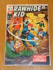 RAWHIDE KID #87 FN (6.0) MARVEL COMICS WESTERN MAY 1971*
