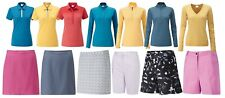 Ping Collection Ladies Golf Clothing Clearance - ALL SIZES - Polo Shirts Skorts