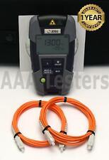 Jdsu Ols-34 Smartpocket Mm Fiber Optic Light Source Ols 34