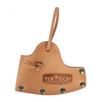 Tourbon Leather Axe Holder Guard Blade Cover Lanyard Hatchet Protection Holster