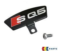 Original Audi SQ5 Frente Retenedor Primavera Cubierta Pinza Placa con Nombre
