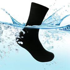 Mens Waterproof Socks Breathable Sports Outdoor Hiking Cycling Socks