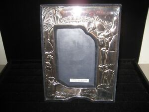 Antique --- Sterling Silver Picture Frame --- Hall Marked