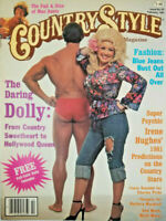 Country Style Magazine Feb 1981 - Dolly Parton - No Label - NM