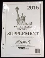 2015 H.E. HARRIS & CO. U.S. LIBERTY I SUPPLEMENT WITH FREE SHIPPING!!!