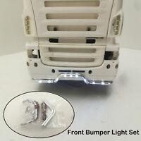 Frontstoßstange Licht Traktor für 1:14Tamiya Scania 620 56323 730 RC Truck Teil