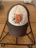 Detroit Tigers New Era 9Forty Youth Hat Cap Adjustable Strapback
