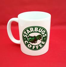 Red Dwarf Starbugs Starbucks Inspired Coffee Tea Mug 10oz