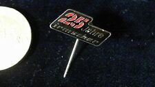 OPEL SPILLA BADGE IRMSCHER Tuning Logo 25 anni Irmscher