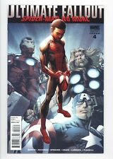 Ultimate Fallout #4 Vol 1 Almost PERFECT High Grade 2nd Print 1st Miles Morales