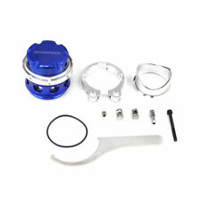 ADJUSTABLE RS-SERIES 50MM V-BAND BOV BLOW OFF VALVE TURBO T3 T4 T70 T72 – BLUE