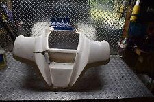 Z5-7  FRONT FENDER PLASTIC CRACK SUZUKI LT80 LT 80 2X4 ATV 1997 QUAD FREE SHIP