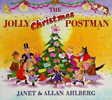 The Jolly Christmas Postman [Oct 01, 1991] Ahlberg, Janet and Ahlberg, Allan