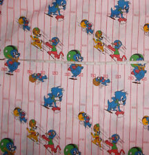 Nurse uniform scrub top xs small medium lg xl 2x 3x 4x 5x 6x  cartoon football