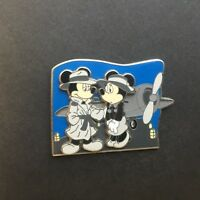 Movie Moments Casablanca - The Great Movie Ride Mickey Minnie - Disney Pin 60753