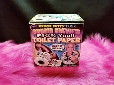 Seymore Butt's Toyz F#@% You Toilet Paper
