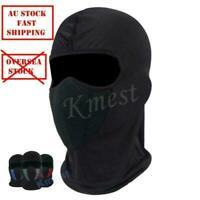 Ski Motorcycle Cycling Balaclava Full Face Mask Japan Scarf Windproof Outdoor AU