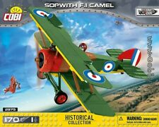 COBI Sopwith F.1 Camel  ( 2975  ) 170  blocks WWI British fighter plane