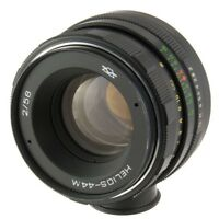 Helios-44M 58mm 50mm f2 2.0 Objektive lens M42 dSLR Pentax Canon biotar planar