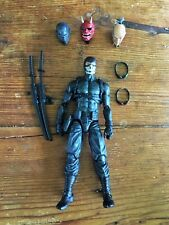 Fwoosh Articulated Icons Solitaire Snake Eyes Gi Joe Classified 6 Inch
