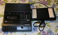 Panasonic RR-830 Desktop Cassette Transcriber/Recorder
