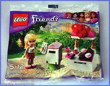 Lego Friends 30105 - Stephanie mit Mailbox & Marktstand - Sonderedition Neu Ovp
