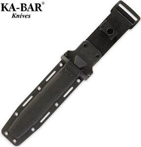 Ka-Bar KaBar Knives Black Hard Plastic Sheath ONLY 1216 will Fit 1217,1218,&more