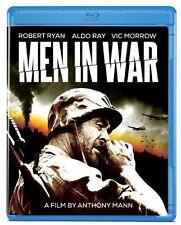 Men In War (1957) (2014, REGION A Blu-ray New) BLU-RAY/WS