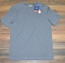 The Adventure Tee Croft & Barrow Gry Performance T-Shirt Moisture Wicking Upf 15