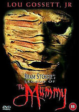 LEGEND OF THE MUMMY-DVD-Brand New & Sealed