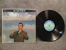 33 RPM LP Record Mario Lanza You Do Something To Me RCA Camden Stereo CAS 450