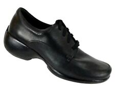 Rockport Womens Oxford Shoes Size 6 M Waterproof Black Leather Loafer Shoe Lace
