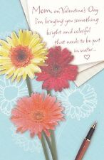 """Greeting Card - Valentine's Day - """"MOM BRINGING YOU..."""" - by American Greetings"""