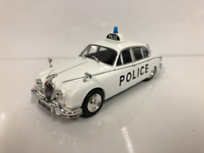 Jaguar MKII Police Cars of the World Series 1:43 scale