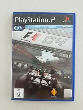 Formula One 04 Ps2 Playstation 2