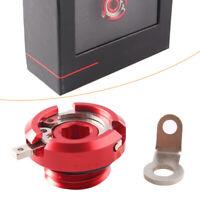 M20×2.5 Öl Füllstoff Kappe Rot für Honda CBR600RR 2003-2012 CBR1000RR 2004-2012